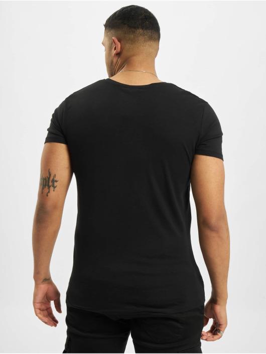 Sublevel T-Shirt Dimensions black