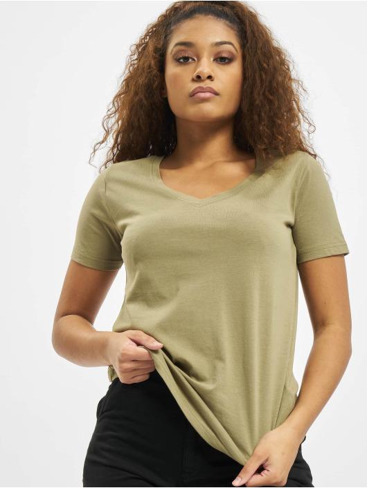 Sublevel T-Shirt Elisa olive