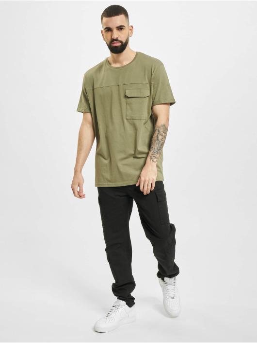 Sublevel T-Shirt Pocket olive