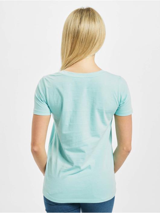 Sublevel T-Shirt Susi turquoise