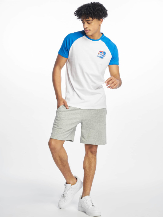 Sublevel T-Shirt Palm Springs white