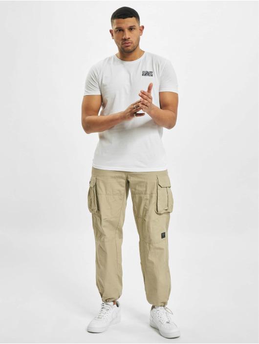 Sublevel T-Shirt Paisley white