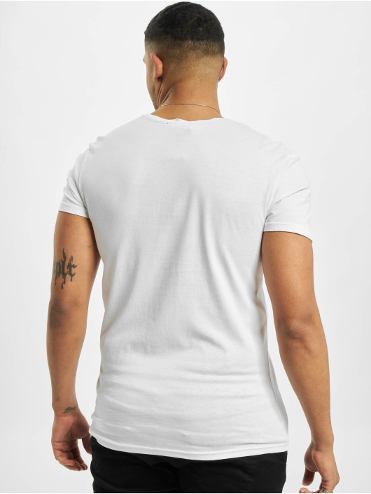 Sublevel T-Shirt Dimension white