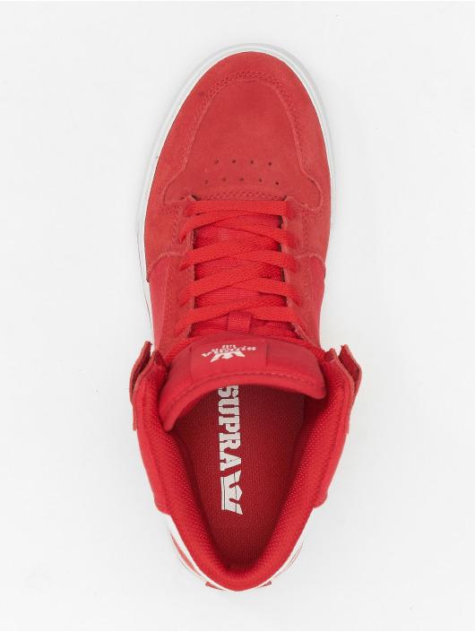 Supra Sneakers Vaider red