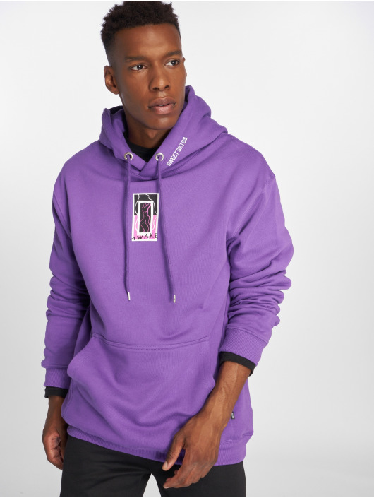 Sweet SKTBS Hoodie Time Awake purple