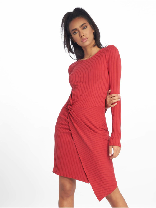 Tally Weijl Dress Rib red