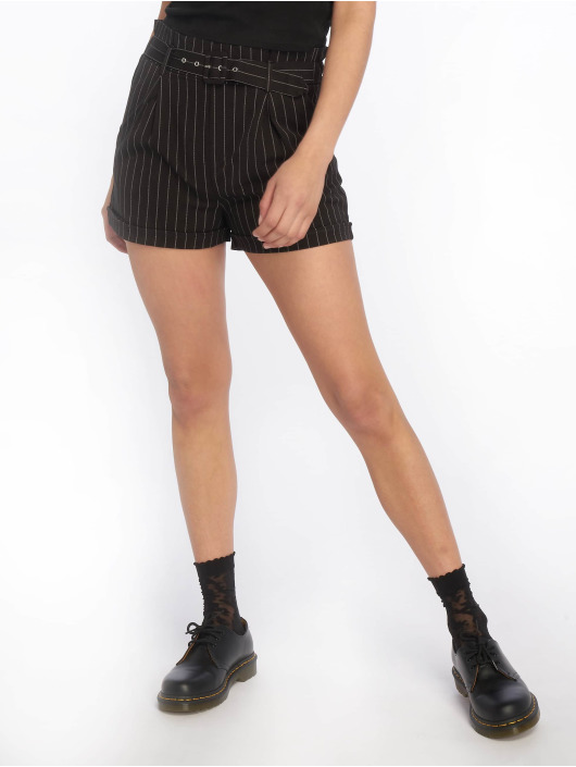 Tally Weijl Short Buckle black