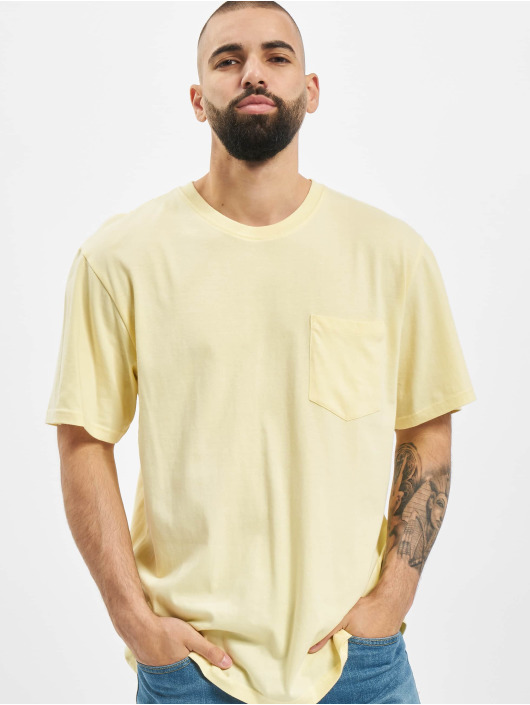 The Hundreds T-Shirt Perfect yellow