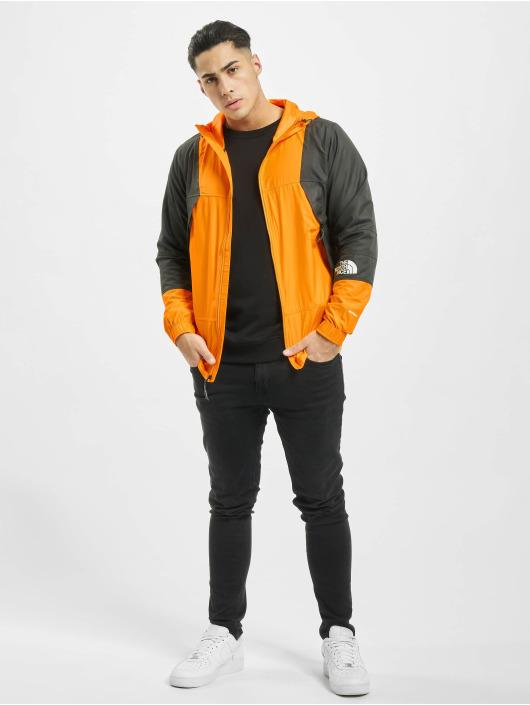 The North Face Lightweight Jacket M Mnt Light orange