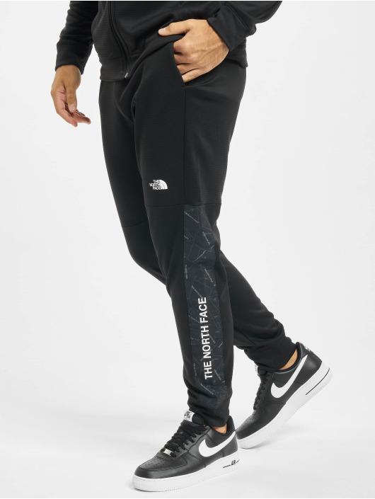 The North Face Sweat Pant Train N Logo Cuffed black