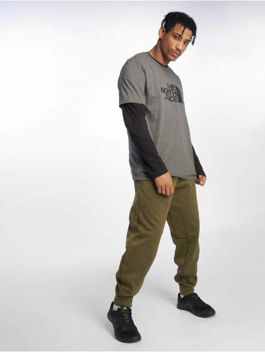 The North Face T-Shirt Easy gray