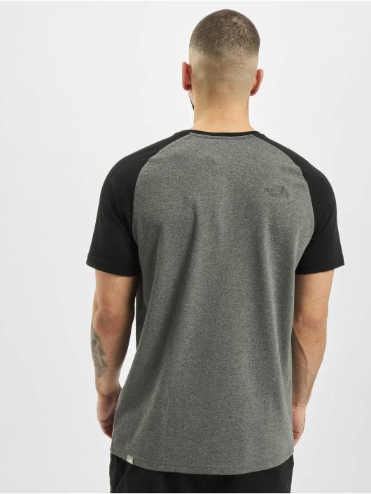 The North Face T-Shirt Raglan Easy gray