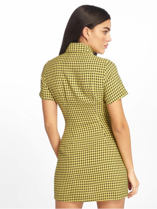 The Ragged Priest Dress Shortsleeve yellow