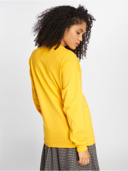 The Ragged Priest Longsleeve Empty yellow