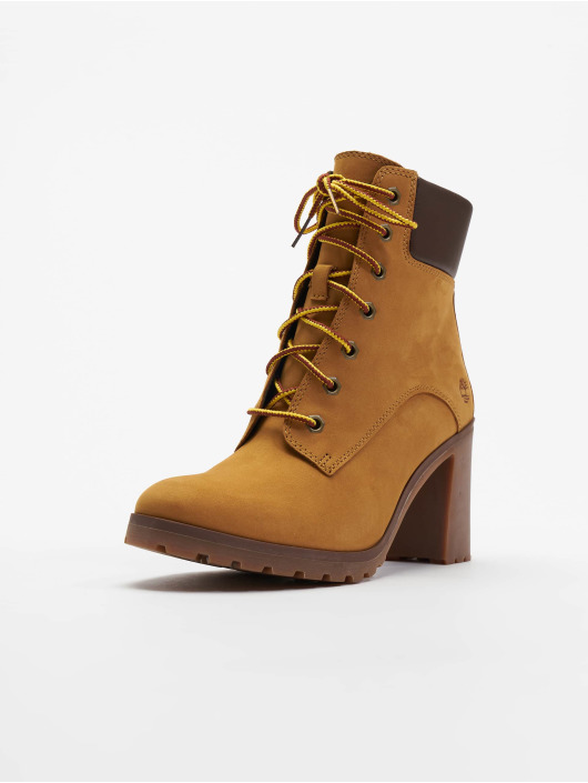 Timberland Boots Allington 6in Lace Up beige