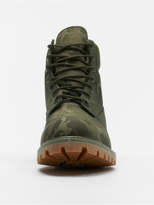 Timberland Boots 6IN Premium Fabric camouflage