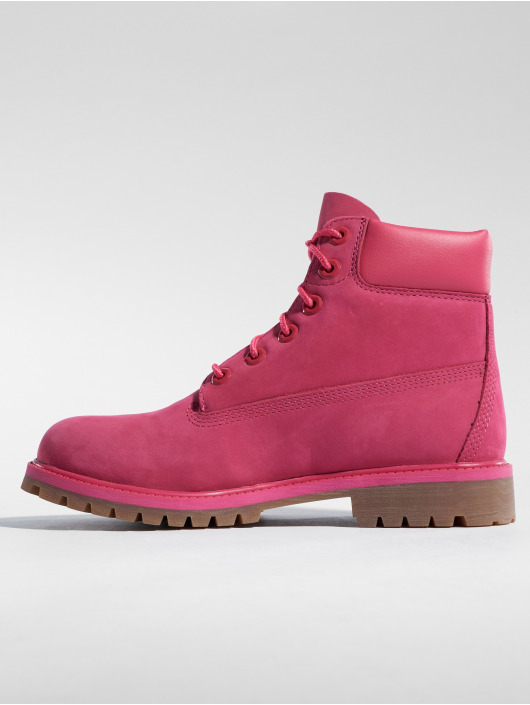 Timberland Sneakers 6 In Premium Wp red