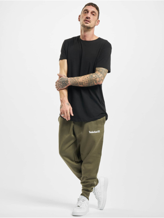 Timberland Sweat Pant Estab 1973 green