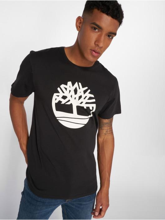 Timberland T-Shirt Brand Tree Regular black