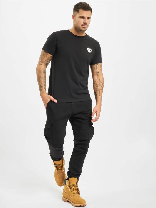 Timberland T-Shirt Core Back Logo black