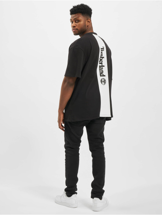 Timberland T-Shirt TFO YC Logo black