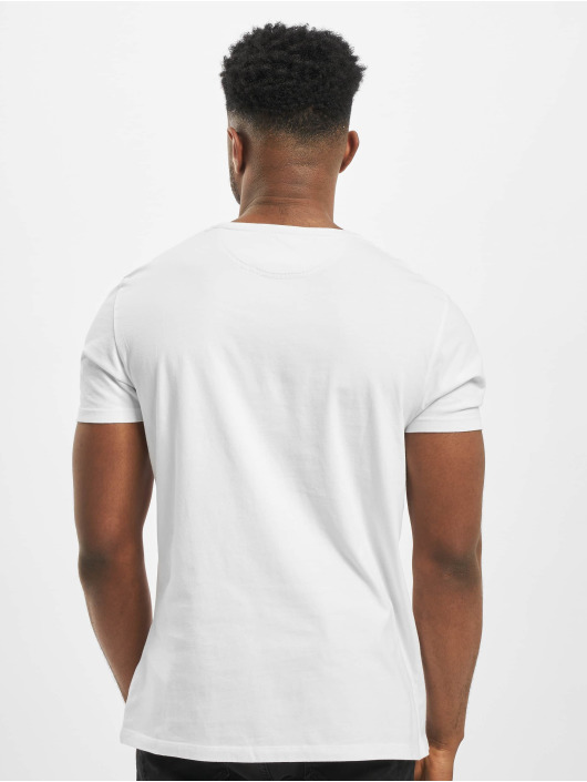 Timberland T-Shirt Dun-River white
