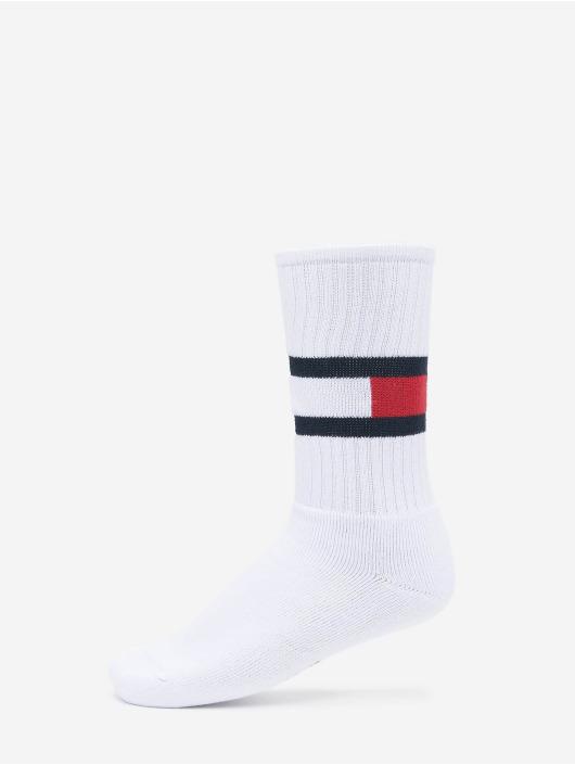Tommy Hilfiger Dobotex Socks Flag 1-Pack white