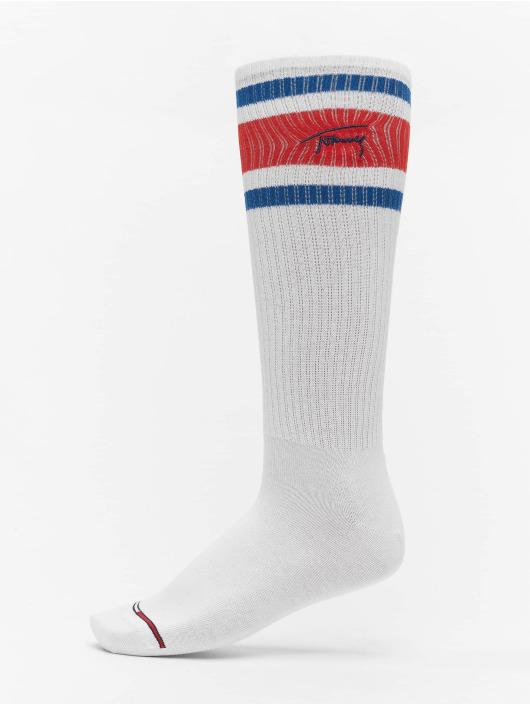 Tommy Hilfiger Dobotex Socks Jeans Vintage Cut 1P Nerd Kneehigh white