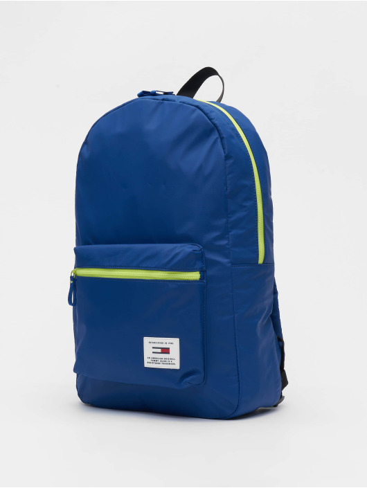 Tommy Jeans Backpack Urban Tech blue