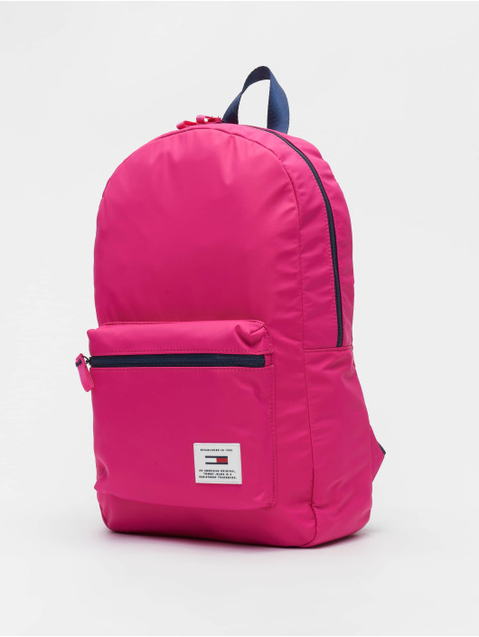 Tommy Jeans Backpack Urban Tech pink