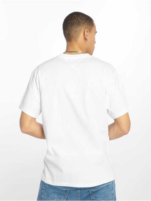 Tommy Jeans T-Shirt Collegiate Logo white