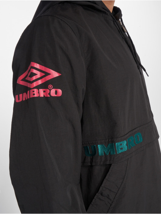 Umbro Lightweight Jacket Borough black