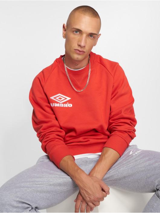 Umbro Pullover Classico Crew red