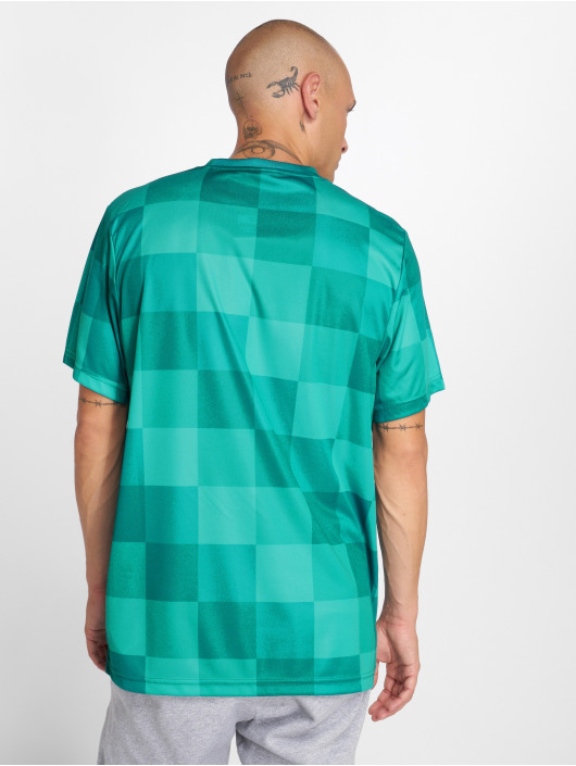 Umbro T-Shirt Monaco green
