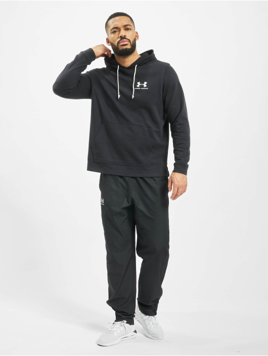 Under Armour Hoodie Sportstyle Terry black