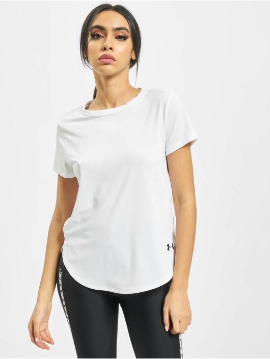 Under Armour T-Shirt UA Armour Sport Crossback white