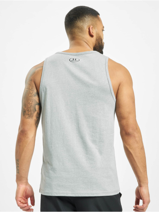 Under Armour Tank Tops Sportstyle Logo gray