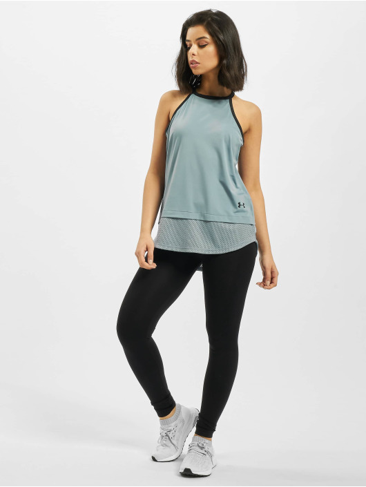 Under Armour Tank Tops Sport turquoise