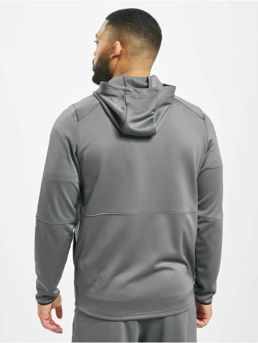 Under Armour Zip Hoodie MK1 Warmup gray