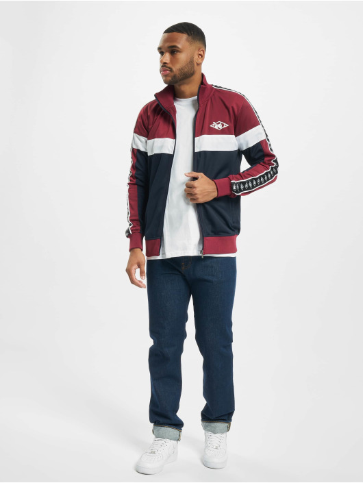 UNFAIR ATHLETICS Lightweight Jacket Taped Hash red