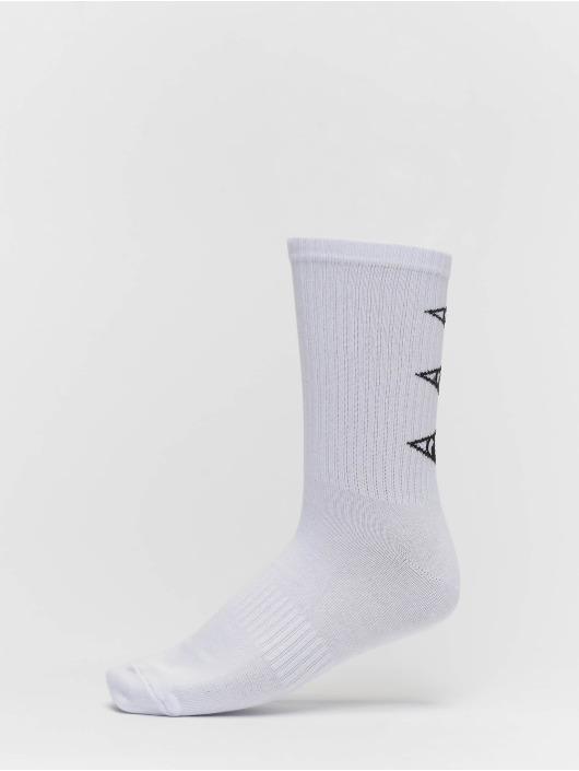 UNFAIR ATHLETICS Socks Triple white