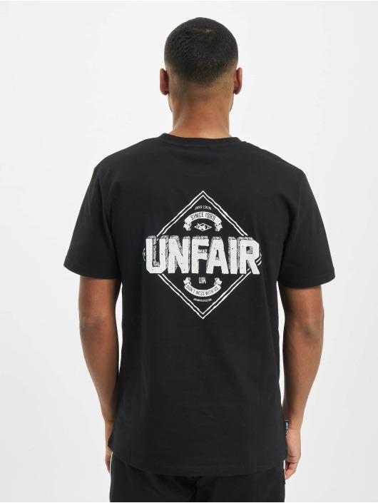 UNFAIR ATHLETICS T-Shirt Crew black