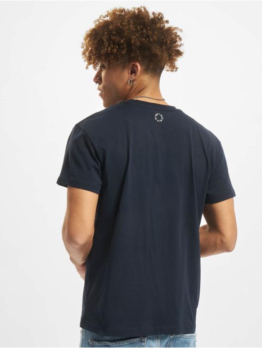 UNFAIR ATHLETICS T-Shirt Classic Label blue