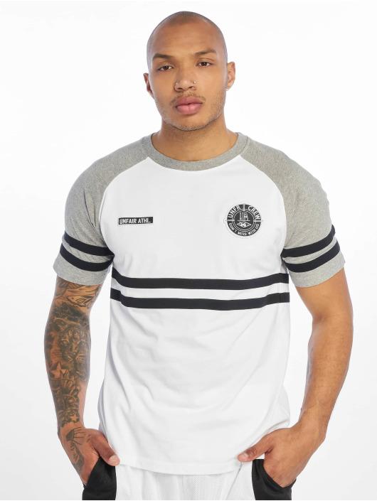 UNFAIR ATHLETICS T-Shirt DMWU white