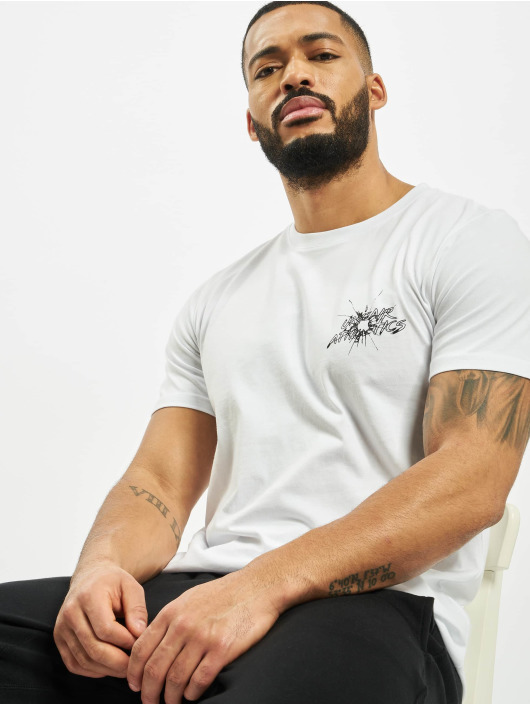 UNFAIR ATHLETICS T-Shirt Anywhere Anytime white