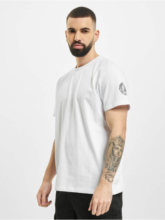 UNFAIR ATHLETICS T-Shirt Unfair Balaklava white