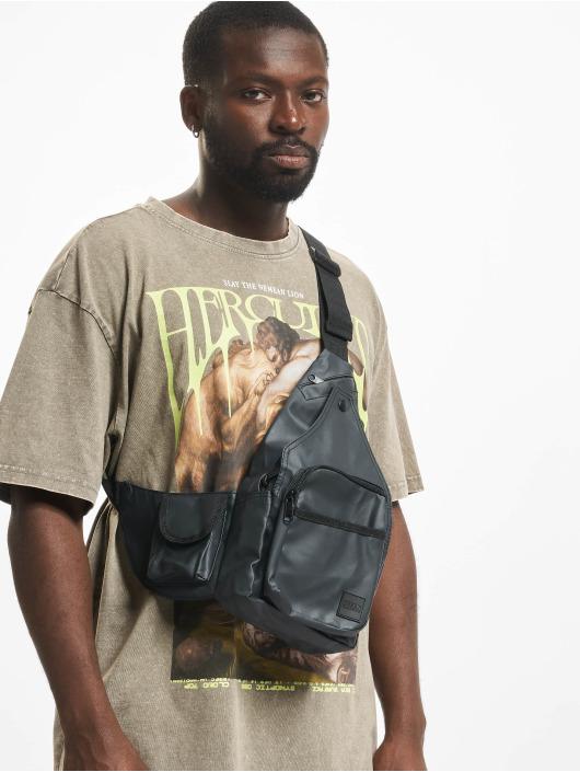 Urban Classics Backpack Multi Pocket black