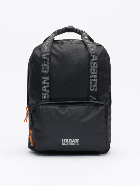 Urban Classics Backpack Recycled Ribstop black
