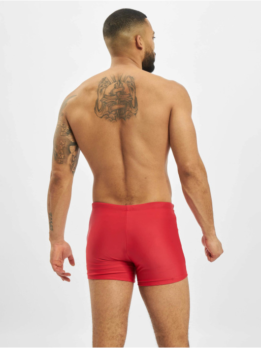 Urban Classics Badeshorts Basic Swim red