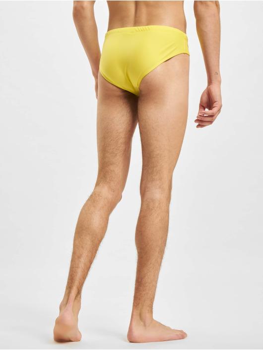 Urban Classics Badeshorts Basic Swim yellow